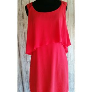 Pink / Red dress from Maeve