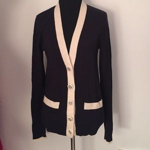 Tory Burch Boyfriend Sweater