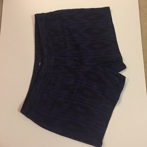 GAP Pants - Gap ikat shorts size 00
