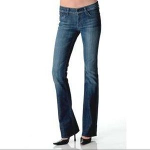 7 for all Mankind Denim - 7FAM Boy Cut Jeans