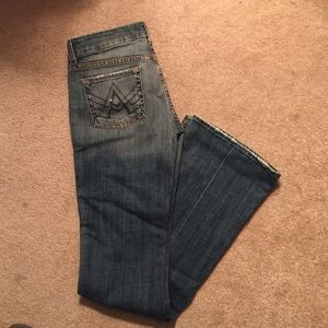 "7 for all Mankind Denim - 7FAM ""A Pocket"" Jeans"