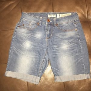 Indigo Rein Pants - (Junior) Indigo Rein Forever washed Shorts
