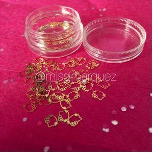 Hello Kitty Accessories - Hello Kitty Nail Art Decoration