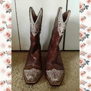 Women's Ariat Western Boots on Poshmark