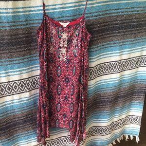 Sun & Moon dress