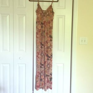 Mossimo Supply Co Dresses & Skirts - Floral maxi dress