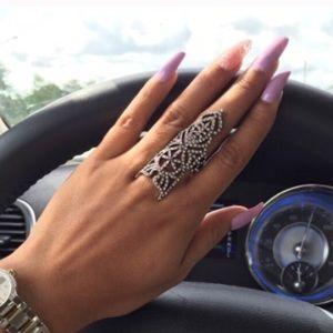 Dina Aziza Jewelry - ✨2 X HP✨Gemma Luxe Statement Ring ✨
