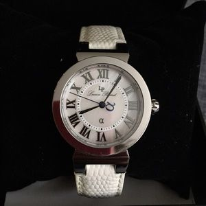 Lucien Piccard Accessories - Lucien Piccard Women's Alpha Collection Watch