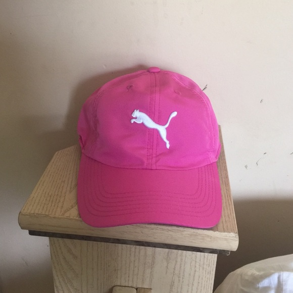 85e81e26 Pink puma hat. M_5707ed444127d05ba3006986