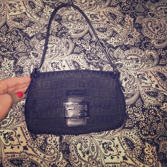 3454ba1d4e3ea FENDI Handbags - Authentic Fendi Mini Mama Purse
