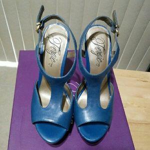 Fergie's Bixby Heels