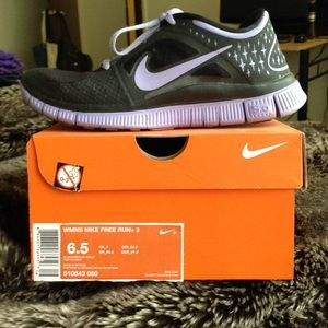 Nike Free Run 3s Women's Size 6.5