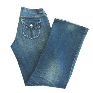It! Jeans boot cut size 30R