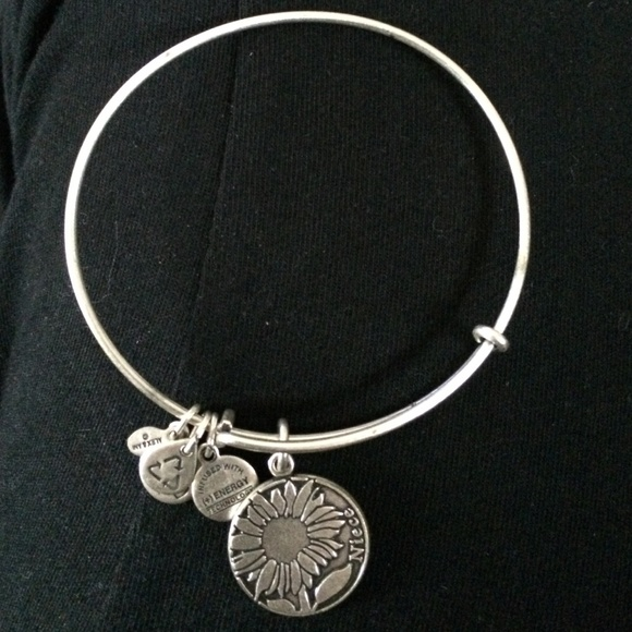 Alex And Ani Jewelry Niece Bracelet Silver Poshmark