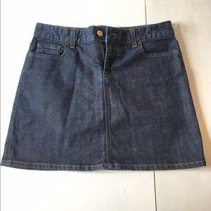 JCrew Jean/denim skirt, 30, bundle me!