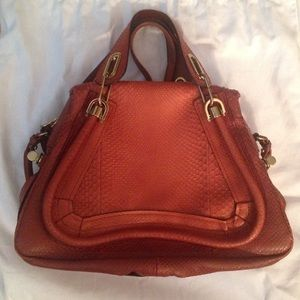 Chloe Paraty Handbags on Poshmark
