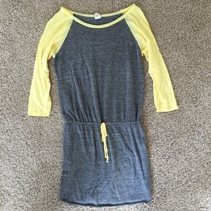 Dresses & Skirts - Baseball style  casual dress