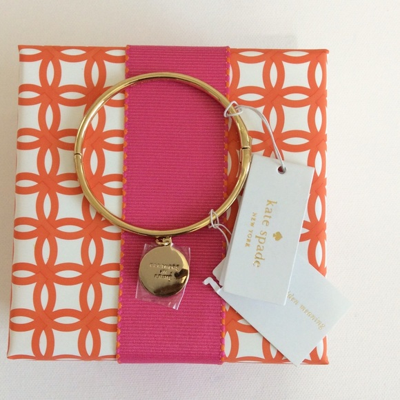 Kate Spade Bracelet with gift wrapping & kate spade Jewelry | Bracelet With Gift Wrapping | Poshmark