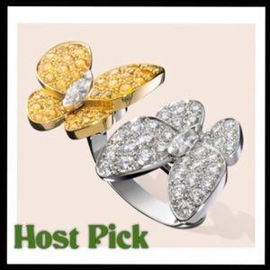 Park Lane Jewelry - 🎄Butterfly Ring HOST PICK