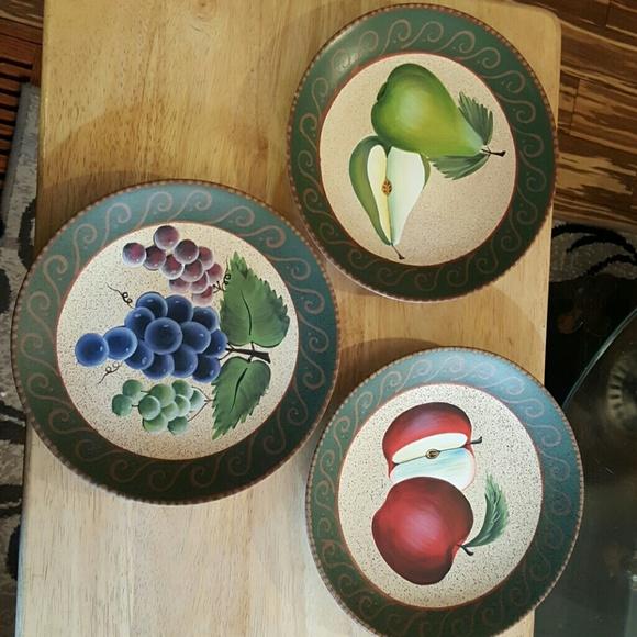 Home Interiors Plates