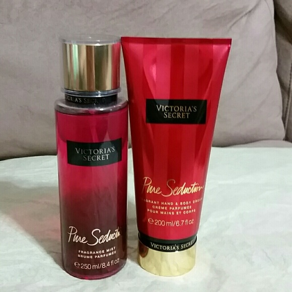d4b5220b073d0 Victoria's Secret Other | Vs Pure Seduction Lotion And Body Spray ...