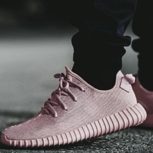 adidas yeezy rose gold shoes