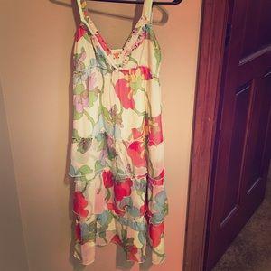 Cynthia Steff floral dress
