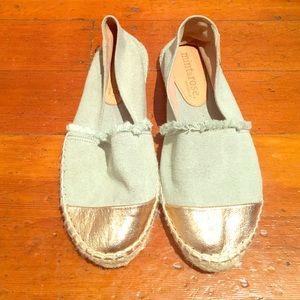 82e37d368eb5 Mint   Rose Shoes - Mint   Rose Espadrilles