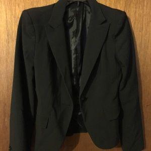 Express studio black blazer size 4