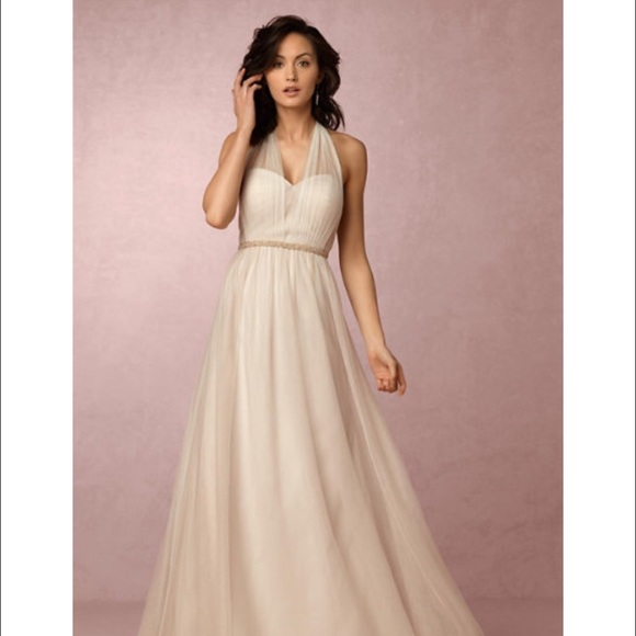 Anthropologie Wedding Dress: Bhldn Bridesmaid Dress