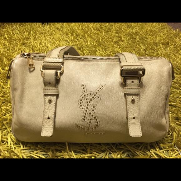 4ed38cca07 Authentic Preowned YSL small handbag. M 5708a01bf0137d16f401f55b