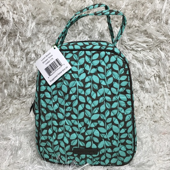9394397be8 🎉SALE🎉 NWT SHOWER VINES Lunch Bunch Bag