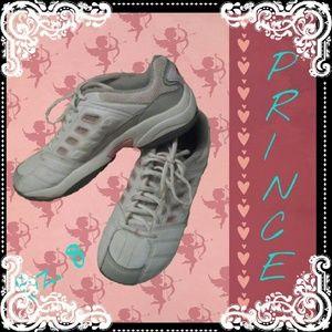 Prince Shoes - Ladies Prince Tennis Court Shoes sz8