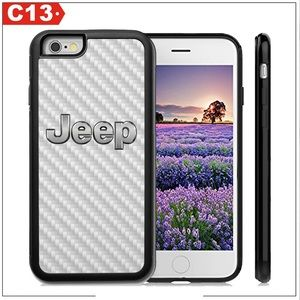 Jeep car iPhone 6 6S rubber case