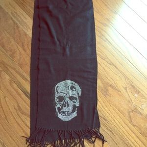 Kings of Cole Accessories - Kings of Cole scarf with skull head.