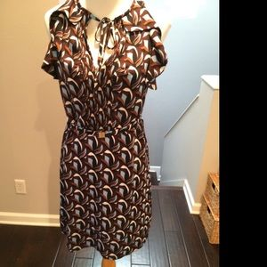 Diane von Furstenberg Dresses & Skirts - Dvf Berit $295 stretch silk dress perfect 2