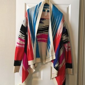 Forever 21 Sweaters - Forever 21 multi-color cardigan
