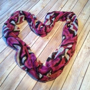Accessories - NWOT Sheer Infinity Scarf