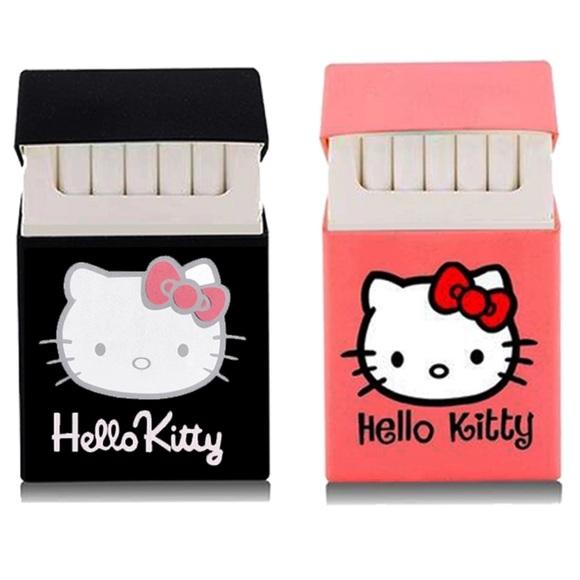 59a1f95ea Hello Kitty Accessories   Silicone Cigarette Case Coverblack   Poshmark