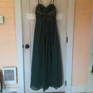 Dresses Forest Green Prom Dress Poshmark
