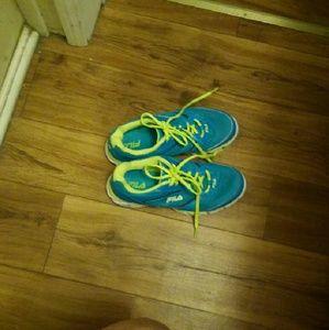 Fila Tennis shoes