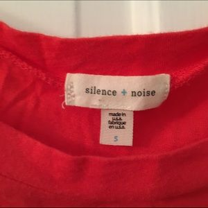 Urban Outfitters Dresses - Urban Outfitters Silence and Noise T-Shirt Dress