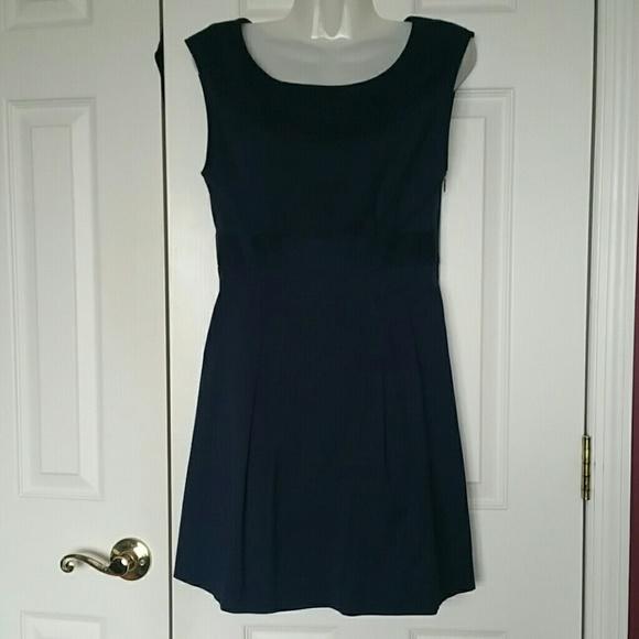 1779c4d1534 Theory Dresses | Navy Blue Dress | Poshmark