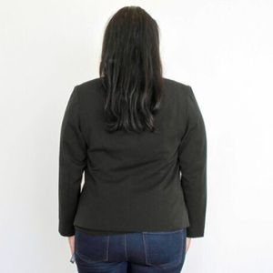 Apt. 9 Jackets & Coats - Black plus size blazer with pockets