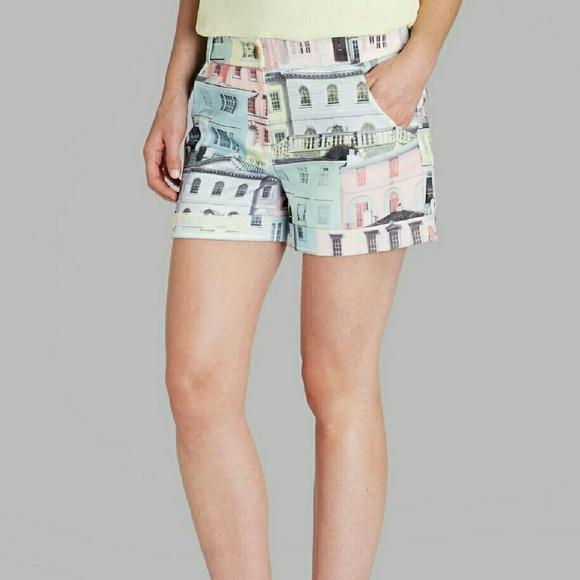 37951248c Ted Baker house shorts women s size 8. M 57095ef336d5948d6000a85e