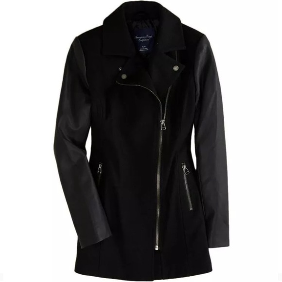 American Eagle Outfitters Womens Bomber Fleece Hoodie ...  Dog Jacket American Eagle Outfitters