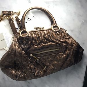 Marc by Marc Jacobs Quilted Stam Bag