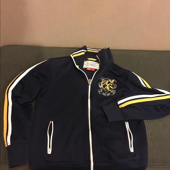 Boys American eagle varsity jacket.
