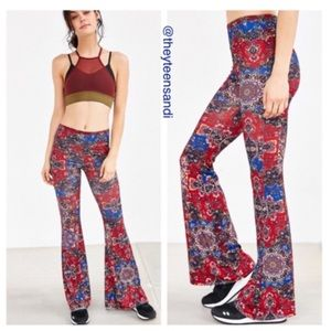 Onzie Pants - Urban Outfitters Onzie Flare Yoga Workout Leggings