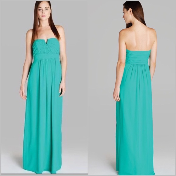 64c993f9eb75a Ted Baker London Alessa Formal Dress Gown prom. M 57096ec0f739bc157e00c58b